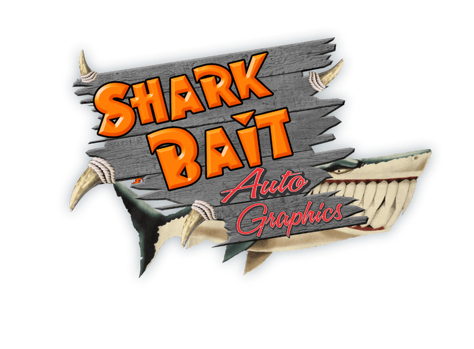 Shark Bait Auto Graphics