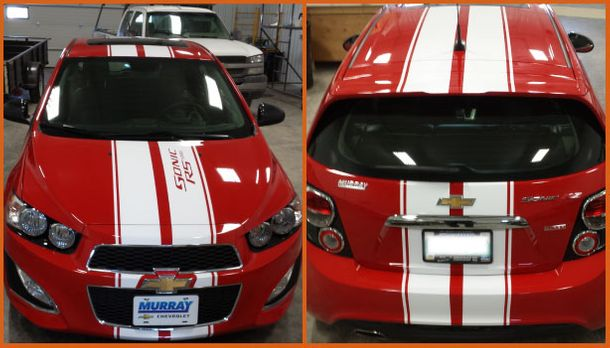 Racing Stripes