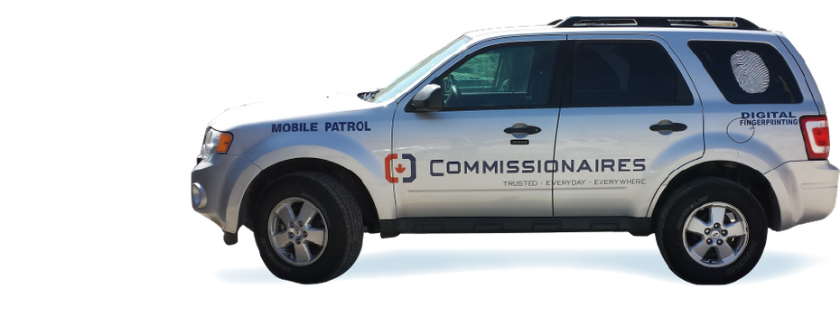Commissionaires Car design